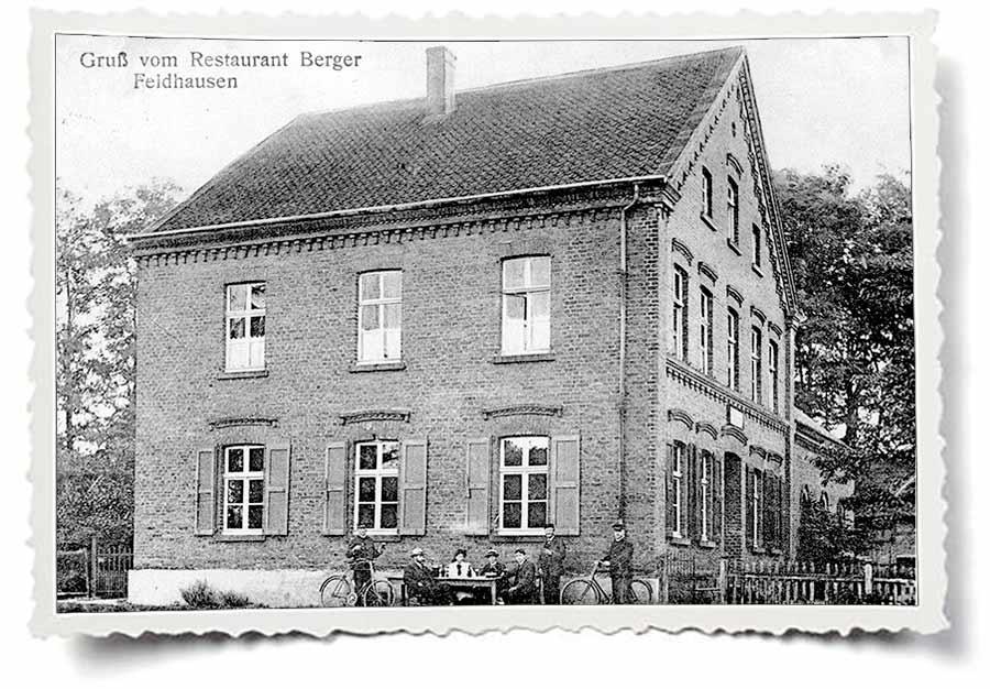 Gasthof Berger - Bottrop-Feldhausen