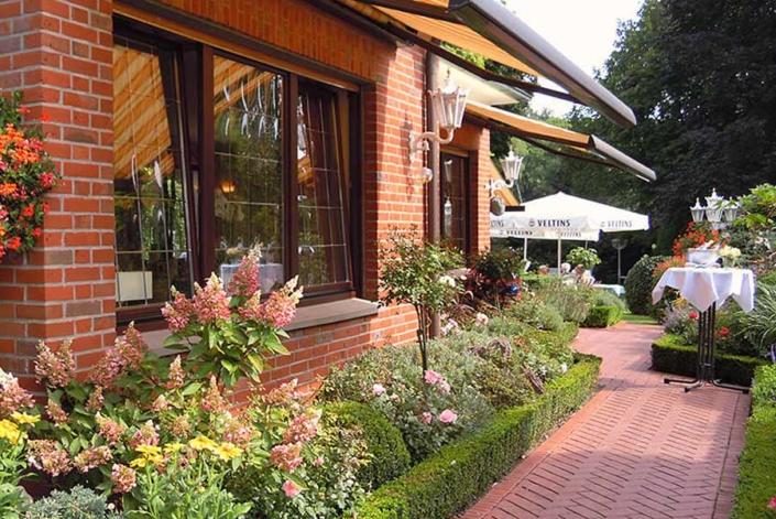 Gartenlokal Gasthof Berger Bottrop-Feldhausen
